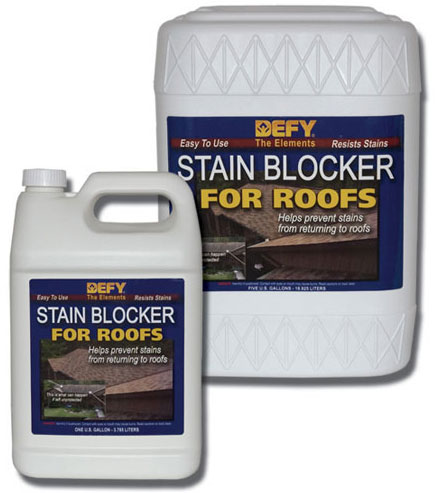 DEFY Stain Blocker for Roofs