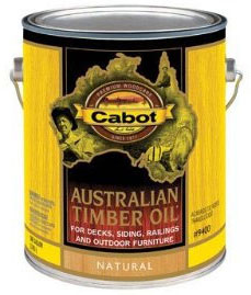 Cabot 3400 Series Australian Timber Oil
