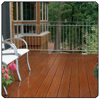 Wood Decks & Patios