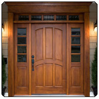 Exterior Doors / Entryways & Wood Stain \u0026 Finish Supply Center | Exterior and Interior Finishes ...
