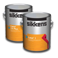 Sikkens Cetol 1 23 Plus System