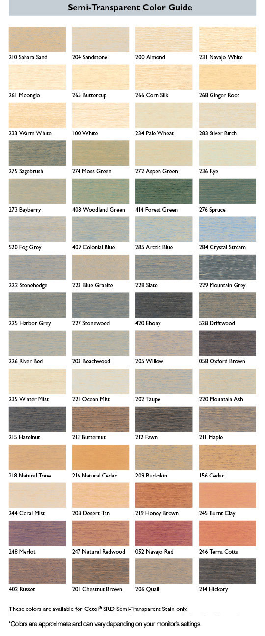 Olympic Exterior Stain Colors Bing images